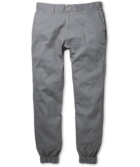 Creative  Grey Jogger Pants For Women From Reliable Hot Fashion Women Suppliers