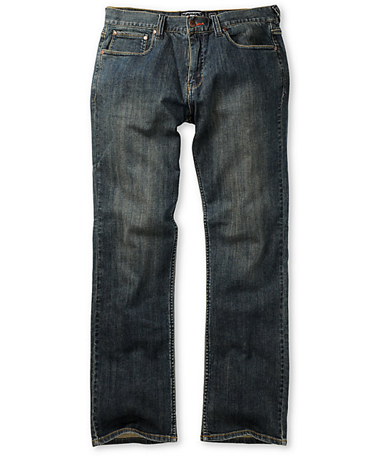 Elwood OG Dark Indigo Regular Fit Jeans