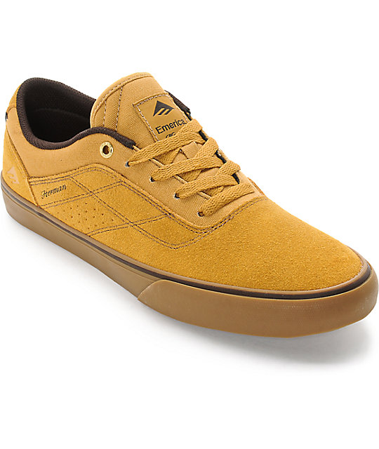Emerica Herman G6 Vulc Skate Shoes