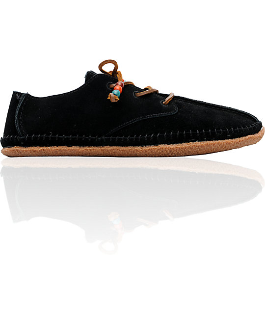 Emerica Hopi Black Suede Shoes