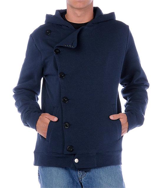 Emerica Hsu Pea Navy Hoodie