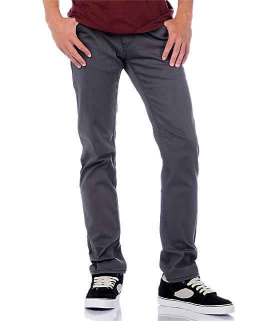 Emerica Hsu Twill Grey Pants