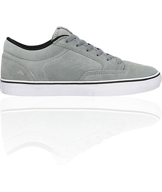 Emerica Jinx Grey Shoes