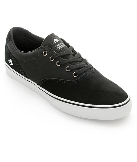Emerica Provost Slim Vulc Skate Shoes