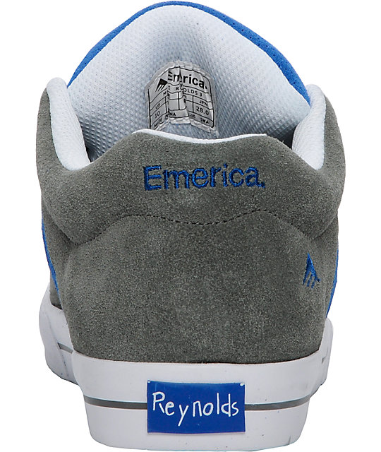 Emerica Reynolds 3 Gold & Royal Shoes