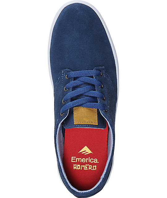 Emerica Romero Laced Skate Shoes