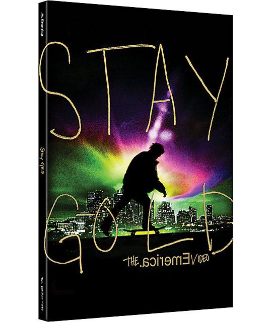 Emerica Stay Gold Skate DVD