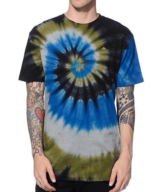 Emerica Stimulus Tie Dye T-Shirt