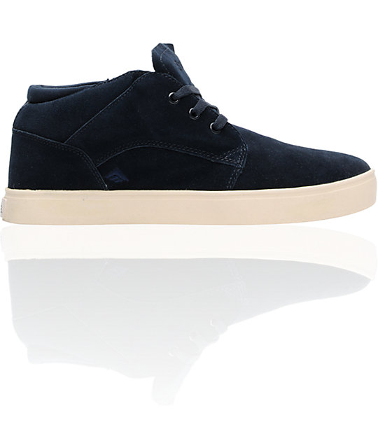 Emerica The Situation Spanky Navy Shoes