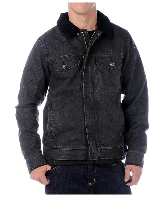 Emerica Warsaw Black Jacket