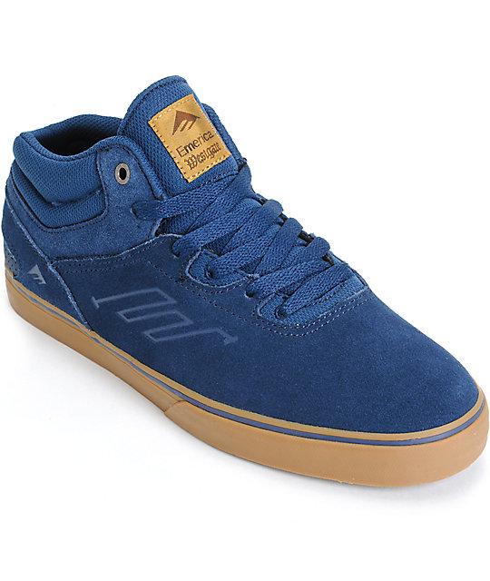Emerica Westgate Mid Vulc Skate Shoes