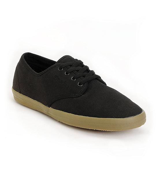 Emerica Wino Black & Gum Shoes