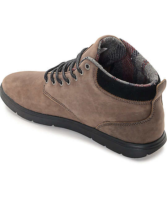 Emerica Shoes Wino Cruiser Brown
