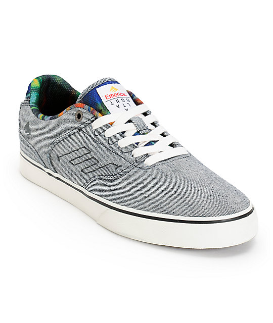 Emerica x Altamont Reynolds Vulc Skate Shoes