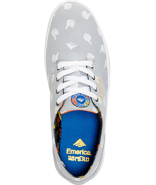 Emerica x Bro Style Romero Laced Skate Shoes