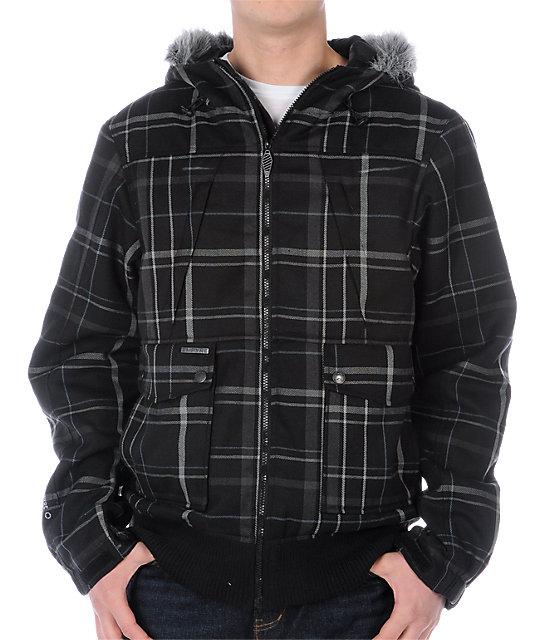 Empyre  Snorkel Black Jacket