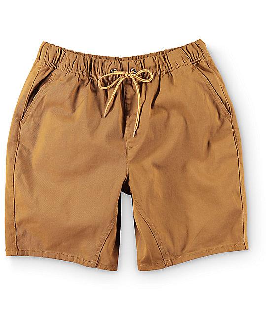 6MPH Elastic Chino Shorts