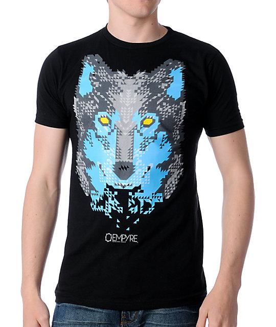 Empyre 8 Bit Black T-Shirt
