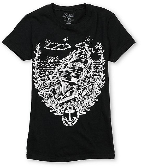 Empyre Ahoy Black T-Shirt
