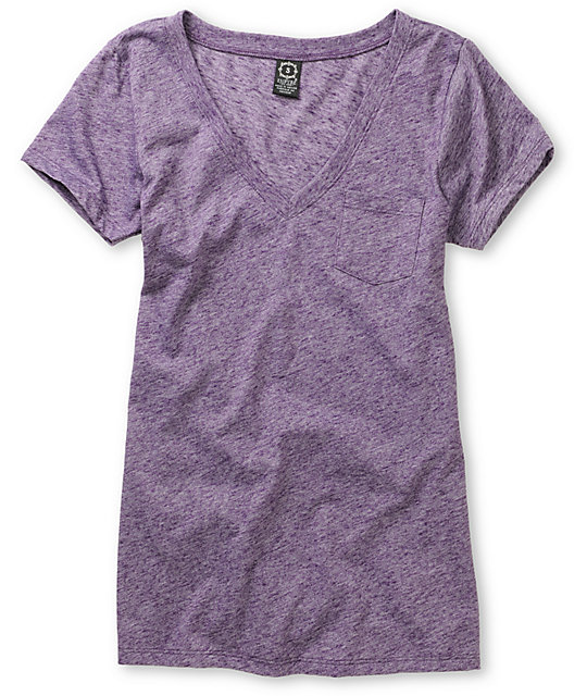 Empyre Albany Purple T-Shirt