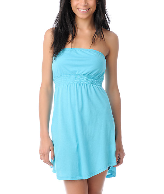 Empyre Aqua Tube Dress