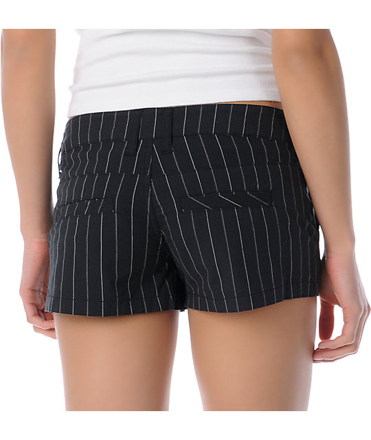 Empyre Arcadia 2.5 Black Stripe Shorts