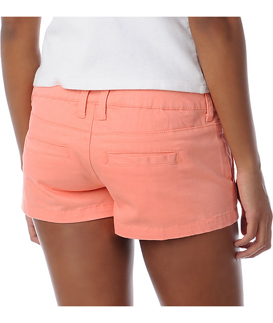 Empyre Arcadia 2.5 Bright Orange Shorts