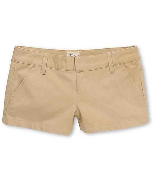 Empyre Arcadia 2.5 Khaki Shorts