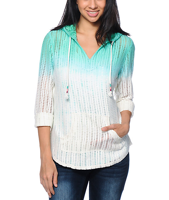 Empyre Austin Ombre Poncho