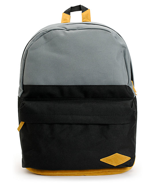 Empyre Away Blocked Black Backpack
