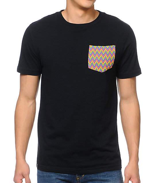 Empyre Banita Black Pocket T-Shirt