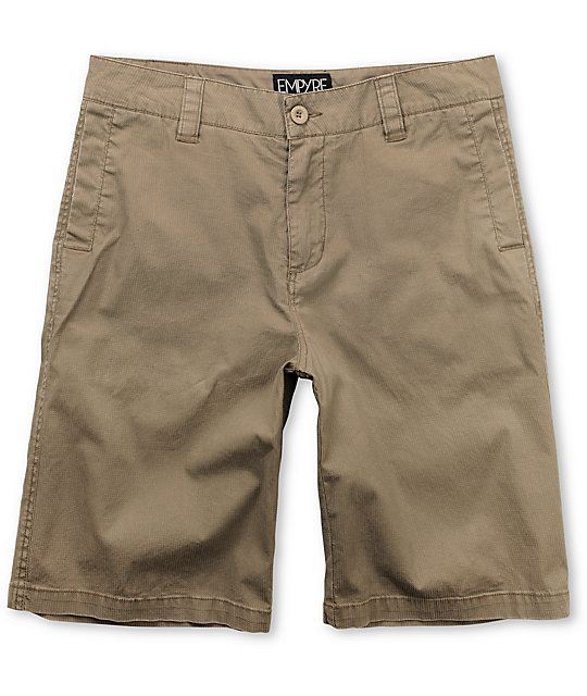 Empyre Baracus Khaki Ranger Shorts