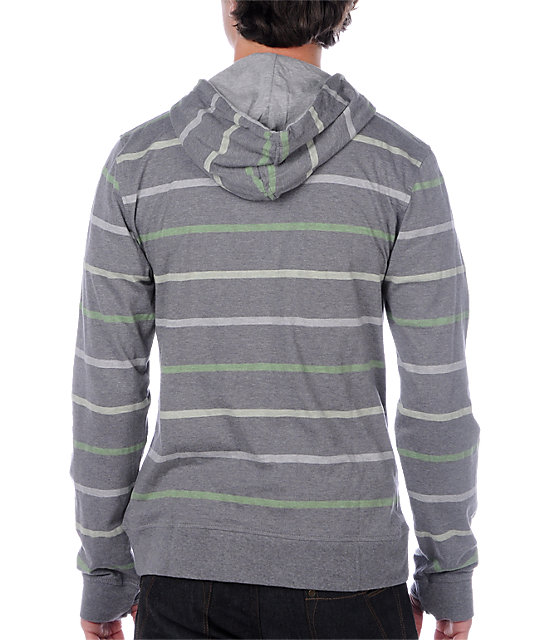 Empyre Barracuda Grey Sweater