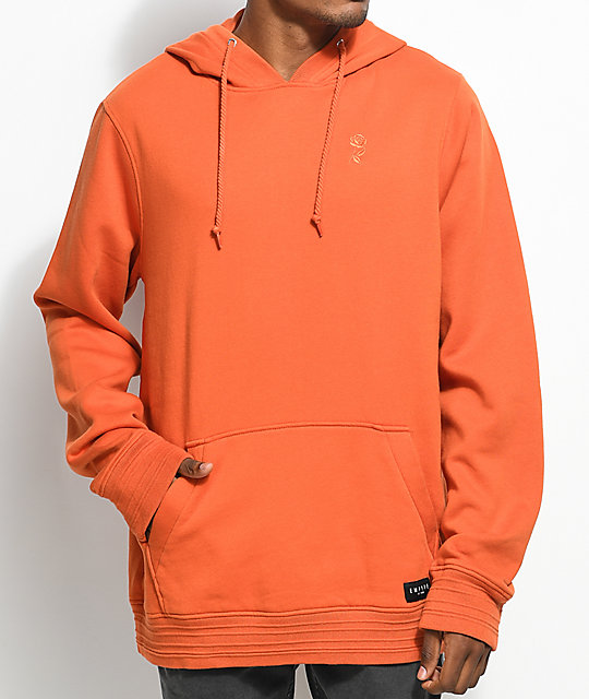 Empyre Baseline Burnt Orange Hoodie