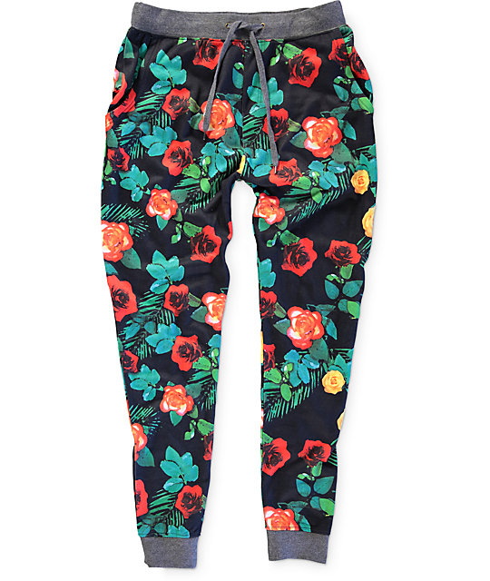 Shop Floral Jogger Pant. Find your perfect size online at the best price at New York & Company.