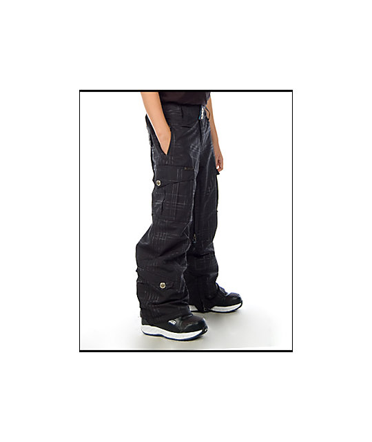 Empyre Boys Dance Commander Snowboard Pants