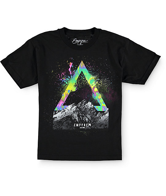Empyre Boys Oil Slick T-Shirt
