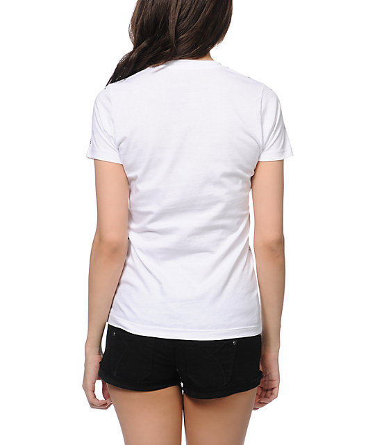 Empyre Cat Parade White T-Shirt