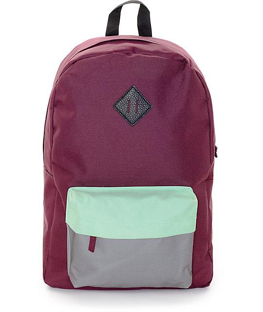 Empyre Chrissy Blackberry Mint Backpack