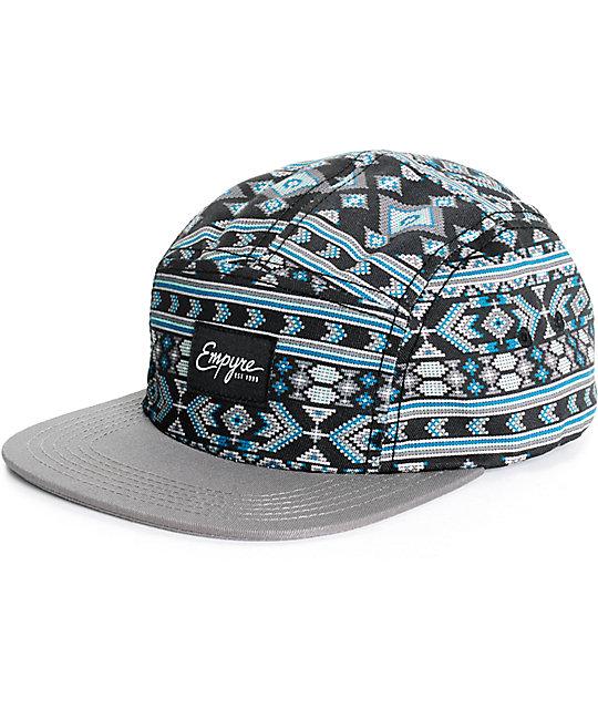 Empyre Digital Tribal 5 Panel Hat