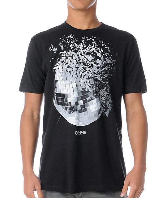 Empyre Disco Black T-Shirt