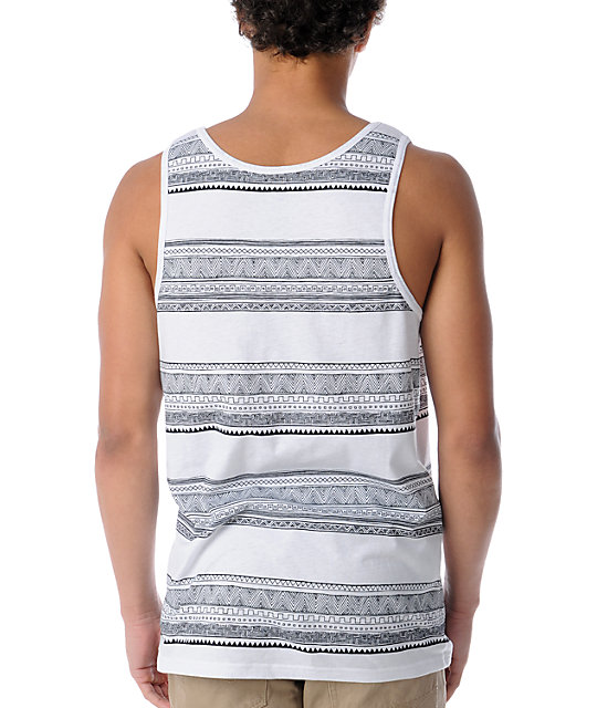 Empyre Dockside White Tank Top