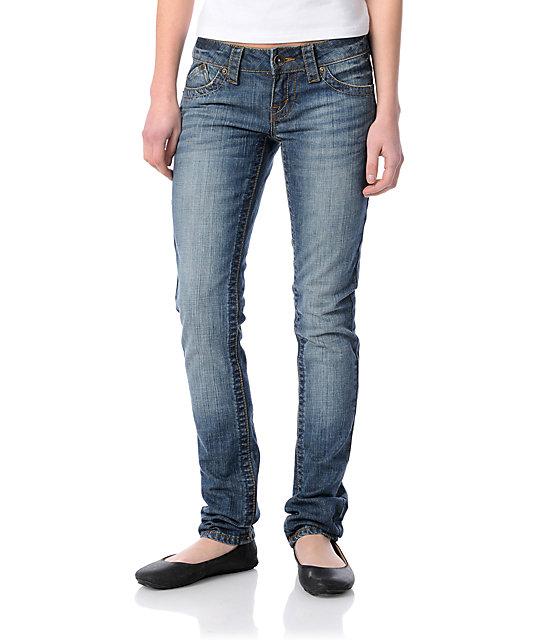 Empyre Eve Indigo Super Skinny Jeans