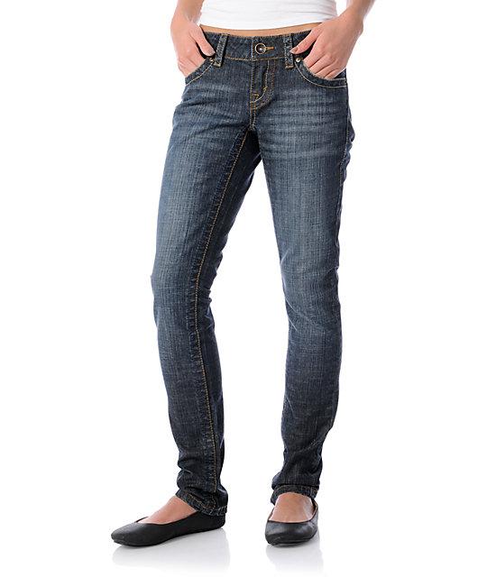 Empyre Eve Venture Indigo Super Skinny Jeans