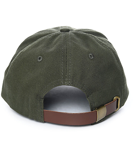 Empyre Eye Of Olive Strapback Hat