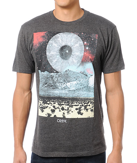 Empyre Eye Sky Charcoal T-Shirt