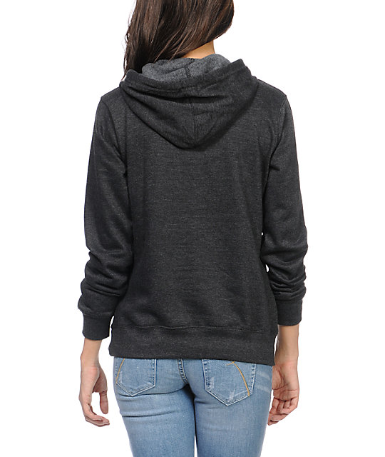 Empyre Find Your Anchor Charcoal Pullover Hoodie