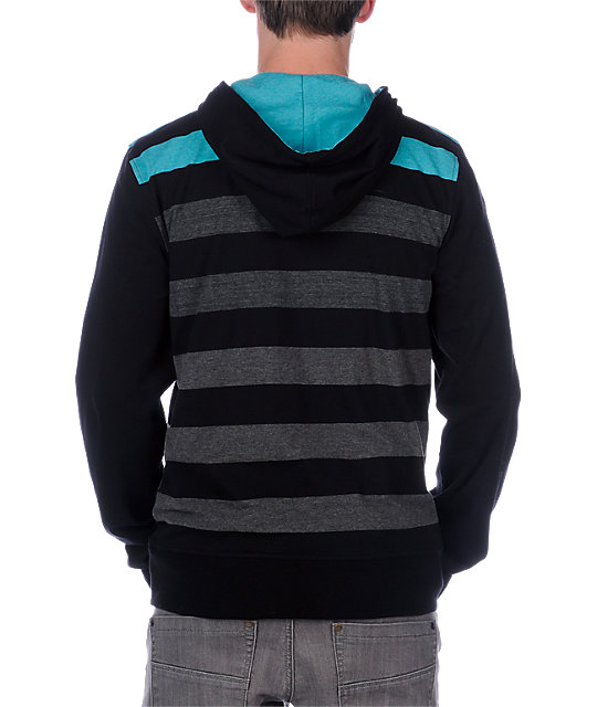 Empyre Folkster Black Long Sleeve Knit