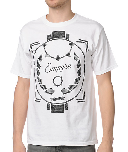 Empyre Forest White T-Shirt