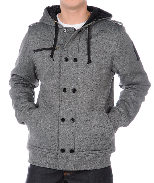 Empyre Freemont Charcoal Jacket